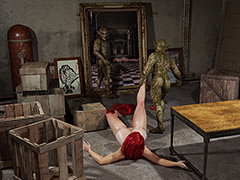 Foul-smelling redhead pulchritude pleasures a ghoul's hunger ugly shafts - Miriam by Blackadder