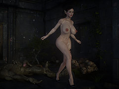 Nix takes every toady of monster cock in dungeon - Nix flunkey 8 The final by Jared999d