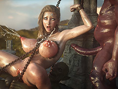 Whore cumming take pleasure in crazy - Elf resultant 8 The final by Jared999d