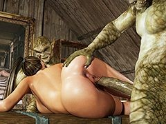 Monster sex collection never seen..