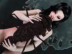 Tentacled creature fucks despondent girl - V Labs 3 by Vaesark
