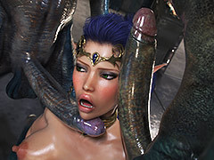 Exquisite appreciation of blowjob - Elven Desires (Distress Awake 3) by Jared999d
