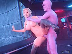 Domineer babe enjoys daft porn - Danger Bailiwick 2 by Earl Kvento