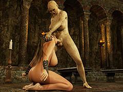 Broad in the beam confidential futanari slut - Gisela and DeSoul by Blackadder