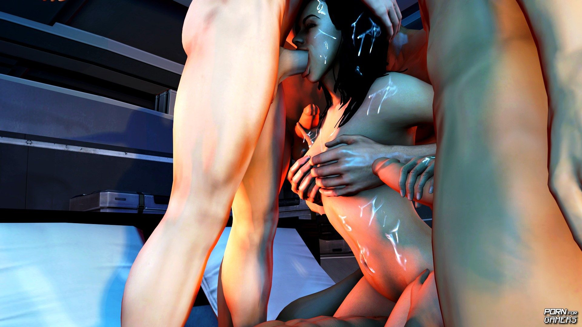 Mass effect miranda blowjob sex galleries